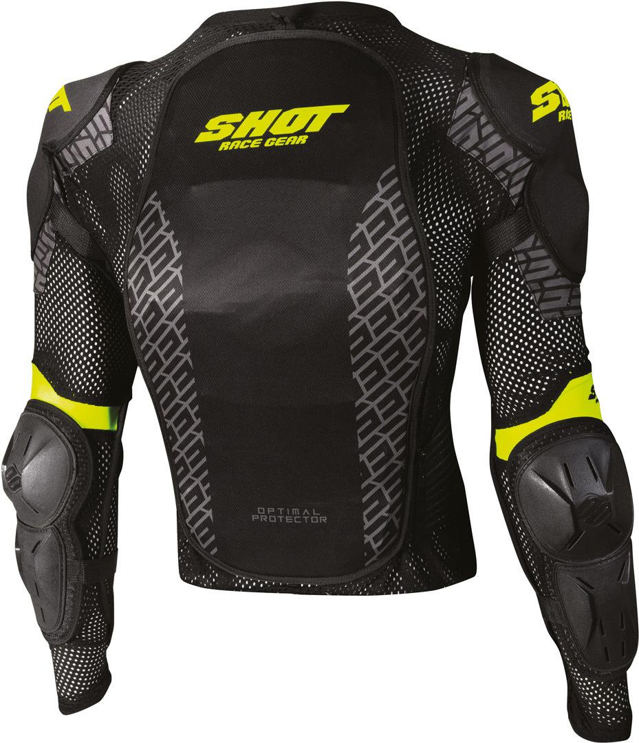 Shot Optimal 2.0 Kids Protector Jacket
