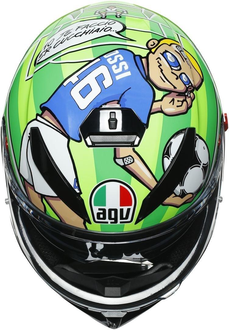 AGV K-3 SV Rossi Mugello 2017 Helmet