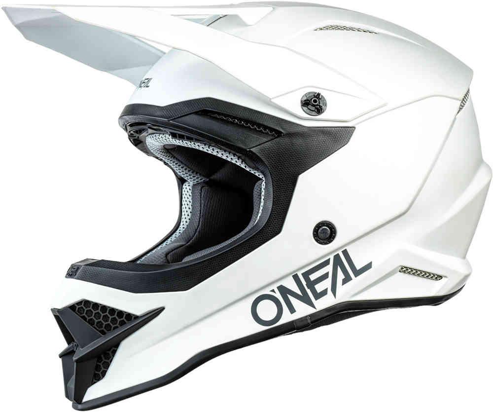 Oneal 3Series Solid Motocross Helmet